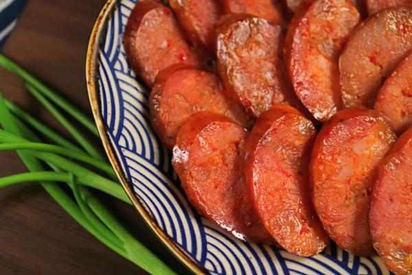 香肠物语丨纯手工香肠,美食的诱惑